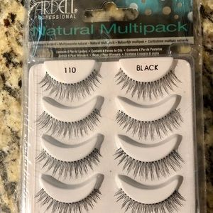 New Ardell Natural Multipack Lashes! + Mink Lashes